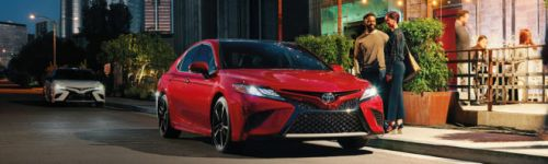 Une Toyota Camry hybride pour remplacer l'Avensis