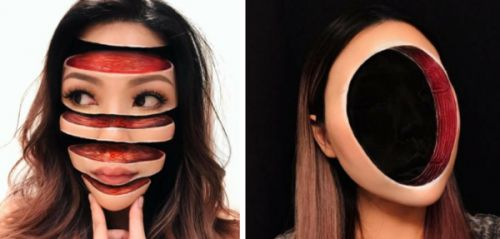 Halloween:  15 make-up impressionnants repérés sur Instagram