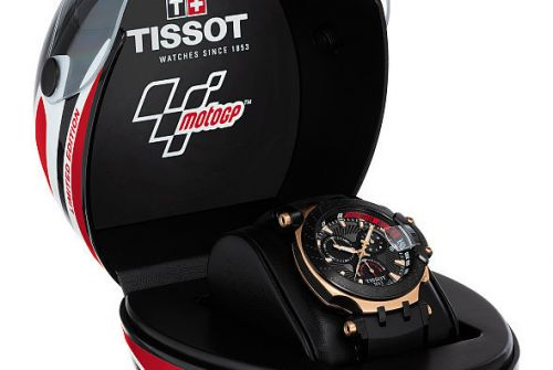 La T-Race MotoGP Limited Edition 2018 de Tissot