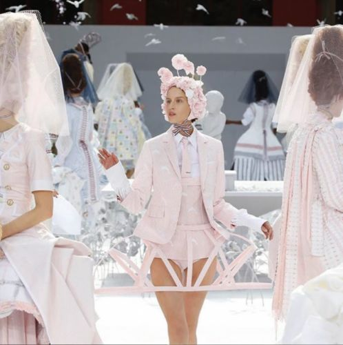 Thom Browne goes coed, CSM draws criticism and more of the news from this week
