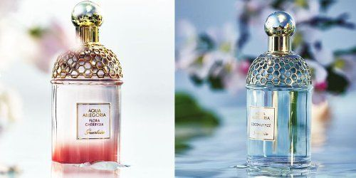 Guerlain Flora Cherrysia, Coconut Fizz & Ginger Piccante ~ new fragrances