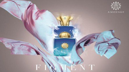 Amouage Figment Woman ~ fragrance review