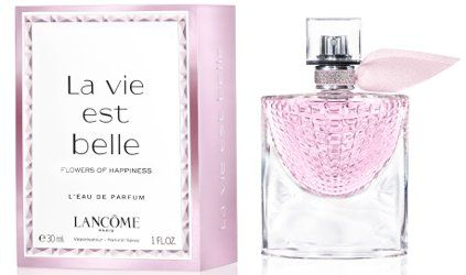Lancome La Vie Est Belle Flowers of Happiness ~ new fragrance