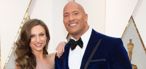 PHOTOS. Dwayne Johnson, alias The Rock, s'est marié !