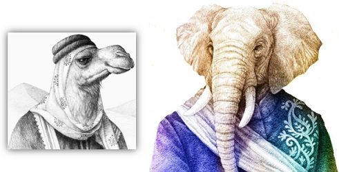 Zoologist Camel & Elephant ~ fragrance reviews