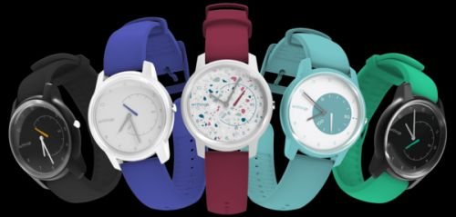 Withings Move, la montre connectée personnalisable made in Issy-les-Moulineaux