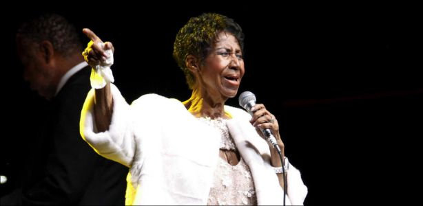 Hollywood pleure la disparition d'Aretha Franklin