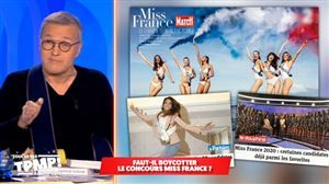 Laurent Ruquier appelle au BOYCOTT de Miss France:  voici la vraie raison