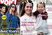 Karine Ferri avec Yoann., Kate Middleton style Grace Kelly, Cécile de France quadra épanouie, Obama Blues