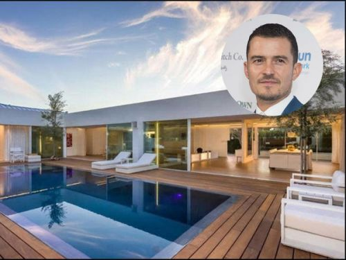 PHOTOS. Avant son mariage avec Katy Perry, Orlando Bloom vend sa sublime villa