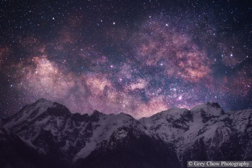 Gorgeous Milky Way Photography By Grey Chow