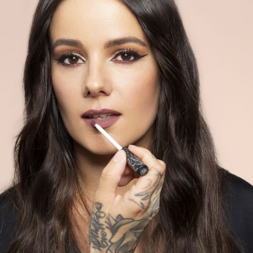 KVD Vegan Beauty, le make-up d'Alizée