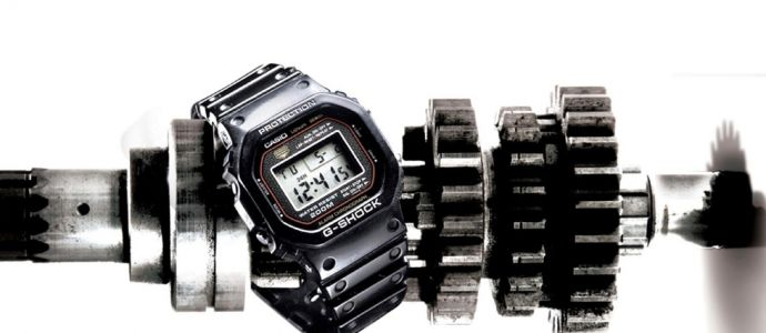 100 millions de G-Shock vendues pour Casio