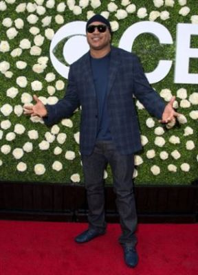 Le rappeur LL Cool J honoré par le Kennedy Center à Washington