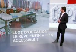 L'essor du marché du luxe d'occasion:  interview de Maximilien Urso, CEO de Efficio Group