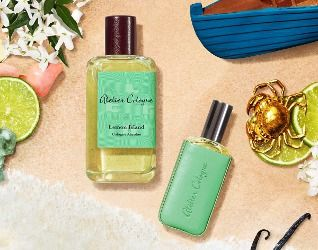 Atelier Cologne Lemon Island ~ new fragrance