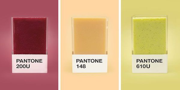 COLORS:  Pantone Smoothies