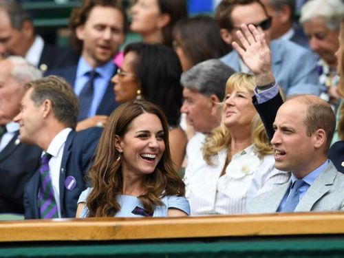 PHOTOS. Wimbledon 2019 : Kate Middleton et William, complices et rayonnants pour la finale masculine