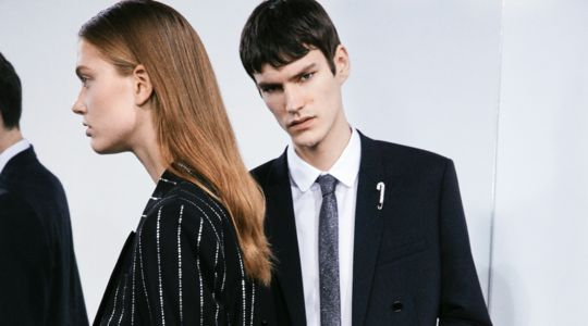 Tom Van Dorpe, le nouveau style rebelle de The Kooples