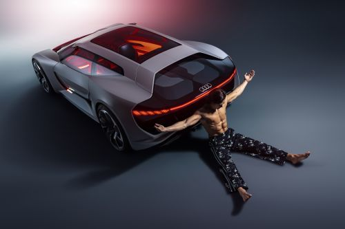 Audi PB18 e-tron « Human After All »