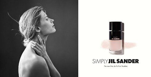 Simply Jil Sander Eau Poudree ~ new fragrance