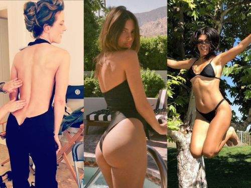 Kate Beckinsale, Emily Ratajkowski, Kourtney Kardashian. le best of Instagram de la semaine