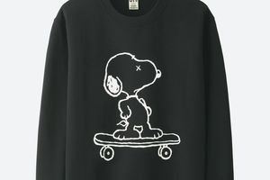 Snoopy, star d'une collection signée Uniqlo x Kaws