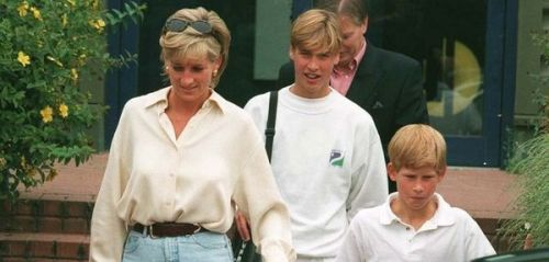 Cette habitude de la princesse Diana avec Harry et William qui contrariait beaucoup le chef de Kensington Palace