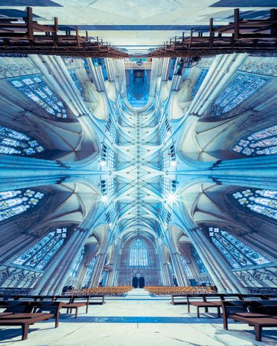 Peter Li's Marvelous Architectural Pictures