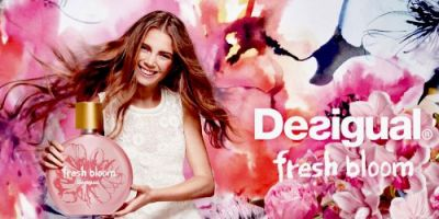 Desigual Fresh Bloom ~ new fragrance