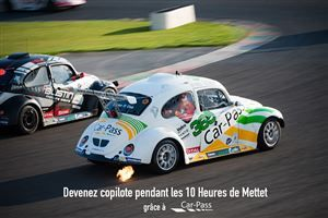 Concours: Car-Pass 10 Hours of Mettet