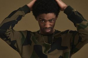 L'imprimé camouflage s'impose sur la nouvelle collection Fred Perry x Arktis