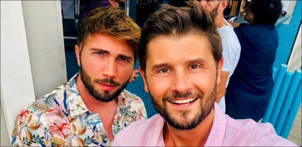 France - Christophe Beaugrand et son mari adoptent