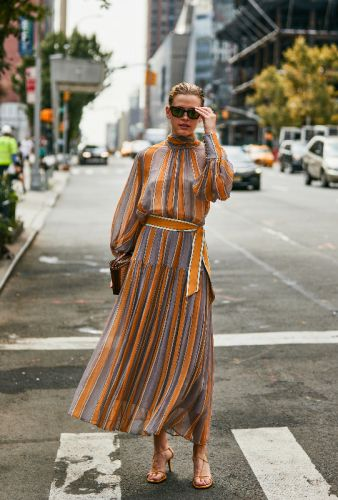 40 looks street qui nous inspirent à la Semaine de mode de New York