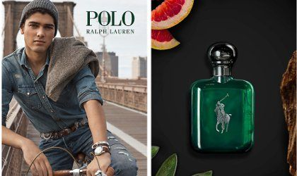 Ralph Lauren Polo Cologne Intense ~ new fragrance