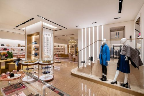 Salvatore Ferragamo dévoile la boutique phare mondiale «China World» de Beijing