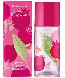 Elizabeth Arden Green Tea Pomegranate ~ new fragrance
