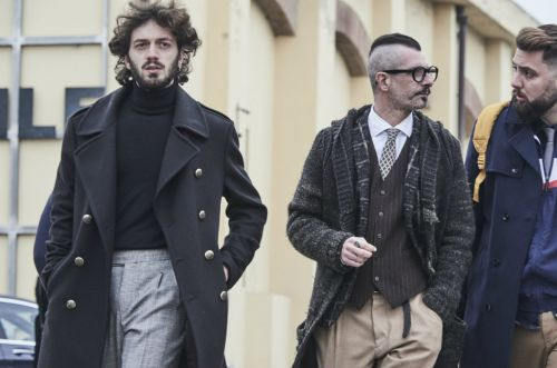 Pitti Uomo 95:  les meilleurs looks masculins