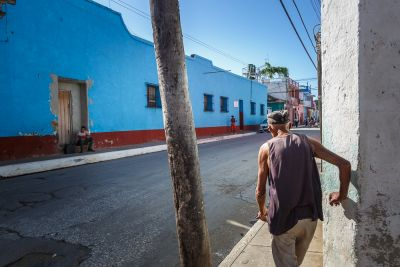 Fabulous Pictures of Cuban Life in Trinidad