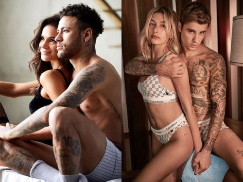 PHOTOS. Bruna Marquezine, Hailey Bieber, Kylie Jenner. Les photos des couples people les plus sexy