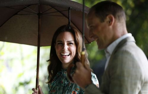 Royal baby: Le prince William et Kate Middleton attendent leur bébé pour avril