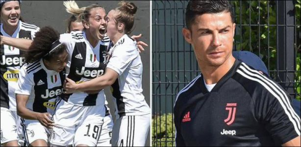 Football/Accusations - «Interdit de parler» de l'affaire Ronaldo à la Juve