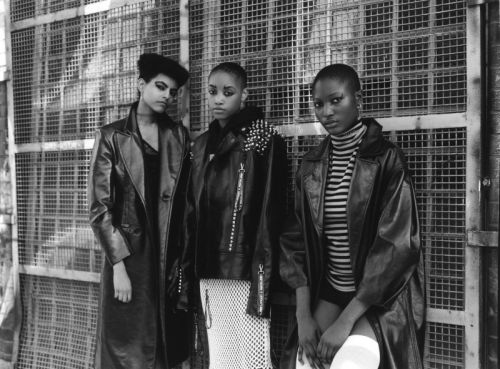 A new take on the new wave of black beauty