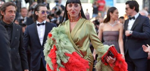PHOTOS. Rossy de Palma, très folklorique en tenue de flamenco