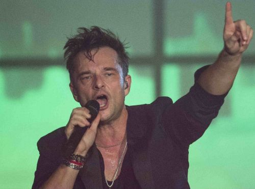 David Hallyday:  Le chanteur évoque le plus grand regret de Johnny !