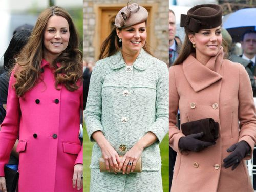 PHOTOS. Kate Middleton:  ses plus beaux looks de grossesse