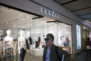 Sandro, Maje, Claudie Pierlot: ouverture du 100e magasin en Chine