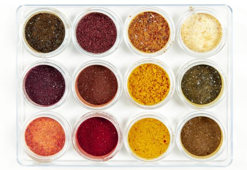 Natural Pigments from Fruits and Vegetables