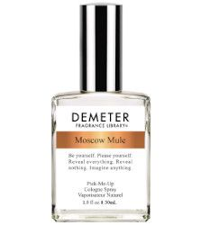 Demeter Moscow Mule ~ new fragrance
