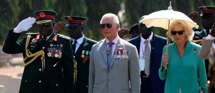 Le prince Charles a70ans: profession, attendre